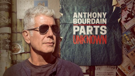 Image result for *WINNER: Anthony Bourdain: Parts Unknown – CNN