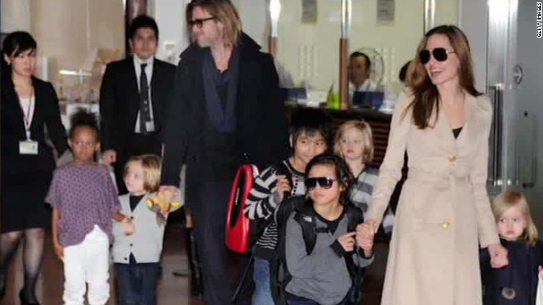Image result for Brad Pitt cleared of wrongdoing after child abuse investigation