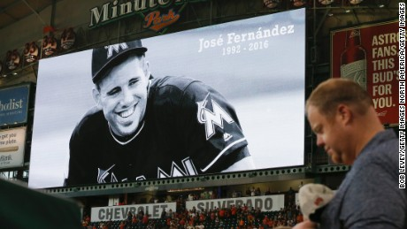 For Cuban Americans, Jose Fernandez's story is our story