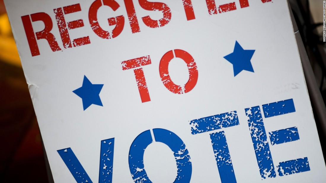 Find My Voter Registration