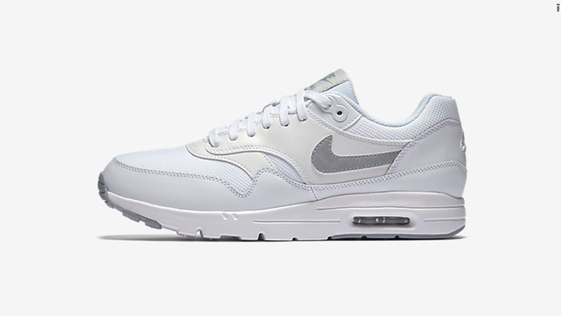 """Introduced in 1987 with their characteristic sole air bubbles, the Nike Air Max' were marketed as a revolutionary new step in air cushioning. They were designed by Tinker Hatfield, a trained architect who applied his studies of building design to shoes. <a href=""""http://www.archdaily.com/3917/tinker-hatfield-pompidou-centre-and-nike-air-max"""" target=""""_blank"""">Hatfield said</a> that the exposed pipework of Paris' Centre Pompidou inspired him to create the visible window in the hit shoe."""