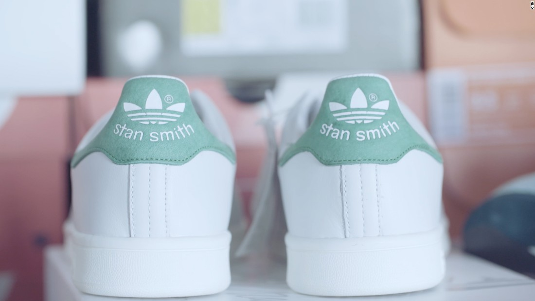 The shoes that are so popular, many of its younger generation of wearers don't know they're named after a former world no. 1 tennis player. Stan Smith won the US Open in 1971 and Wimbledon in 1972, but he's perhaps best known for his endorsement of the Adidas classic that became a fashion staple in 2015.<br />