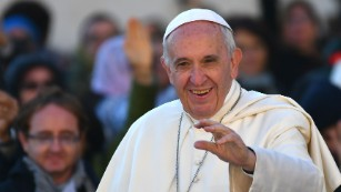 Pope Francis extends Catholic priests' power to forgive abortion