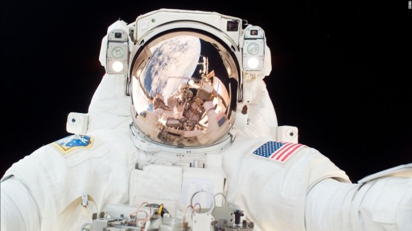 Space travel: Going to space is a real pain in the back - CNN