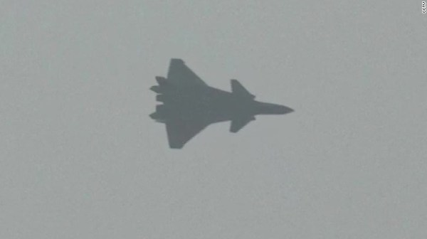 Opinion: Should US be worried about China's new J-20 ...