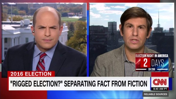 How to cover 'rigged election' claims - CNN Video