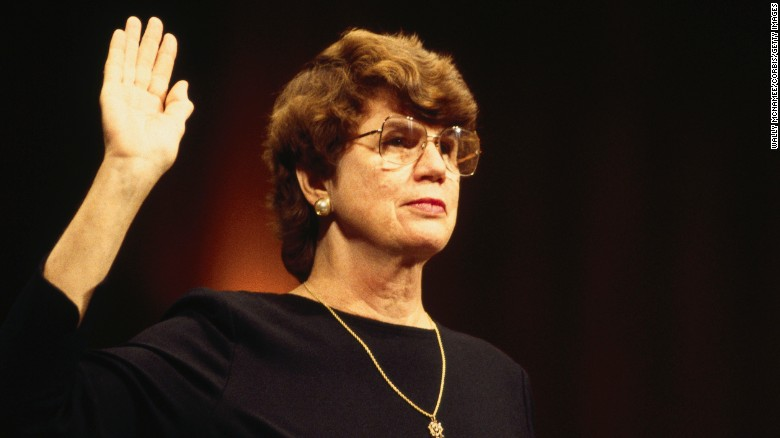 Janet Reno battled Parkinson's disease for 20 years.