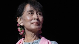 Is The Lady listening? Aung San Suu Kyi accused of ignoring Myanmar's Muslims.