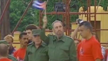 The life of Fidel Castro