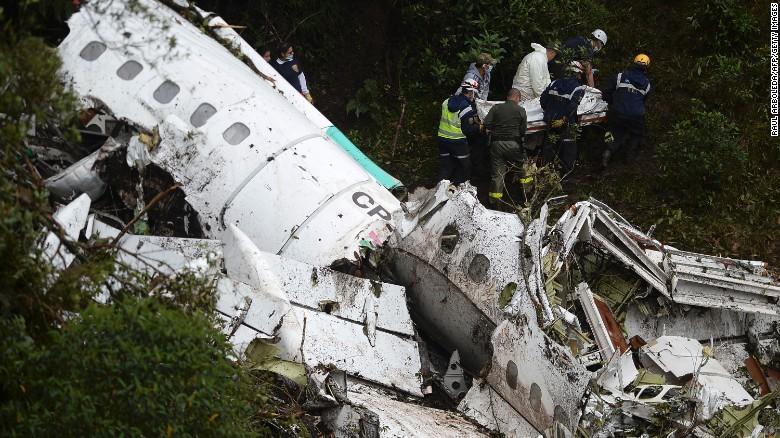 Image result for colombian plane crash