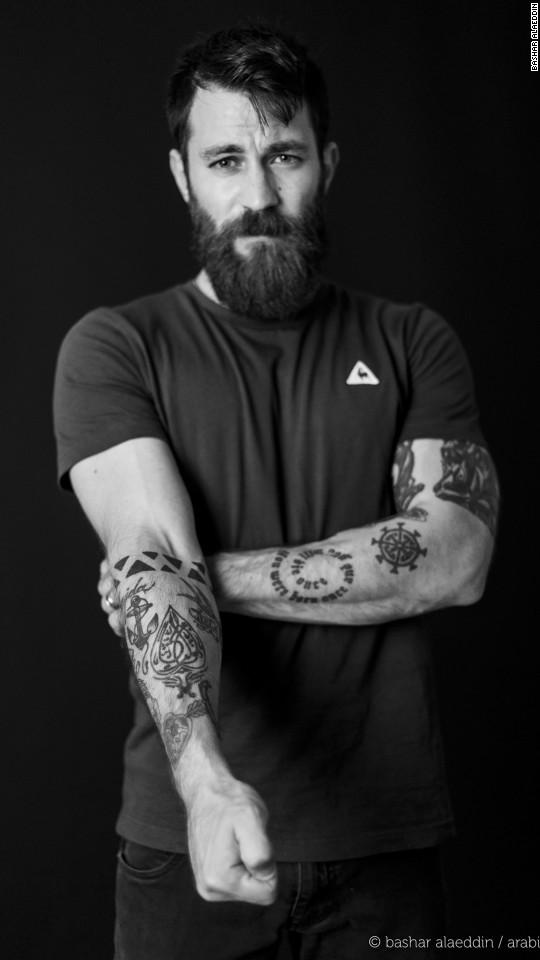 Arab Ink Project explores Middle East tattoo culture - CNN.com