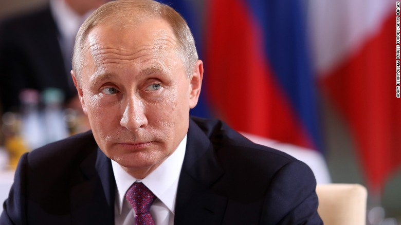 Image result for Putin: 'Patriotic' Russian hackers may have targeted US election