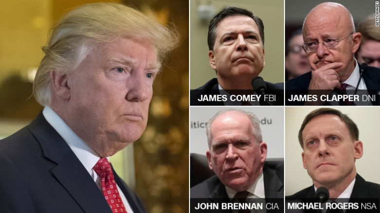 Image result for PHOTO OF TRUMPWITH BRENNAN