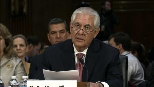 Tillerson: Russia 'poses a danger'