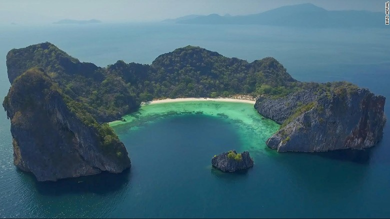 <strong>Myin Khwar:</strong> Charter yachts are becoming an increasingly popular way to explore Myanmar's Mergui Archipelago. It's made up of 800 islands including this stunner, Myin Khwar, located 25 nautical miles from Kawthaung.