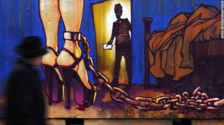 Europe Sex Trafficking 104