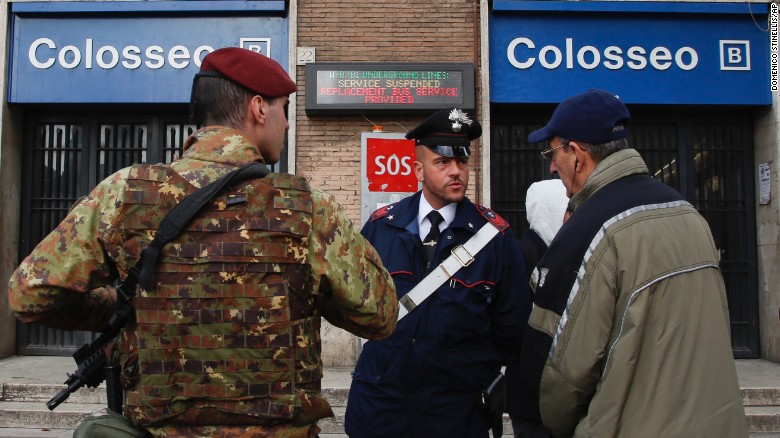 5.3-magnitude earthquake rocks Italy