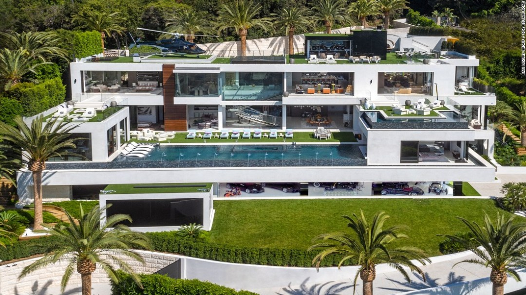 $250 million-dollar mansion is most expensive home listed in US