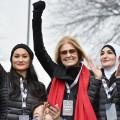 20 women march dc