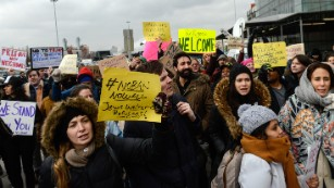 More protests against Trump's immigration policies planned