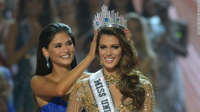 Image result for Miss France beats Haiti and Colombia to clinch Miss Universe title
