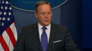 Sean Spicer: Safety of Americans comes first