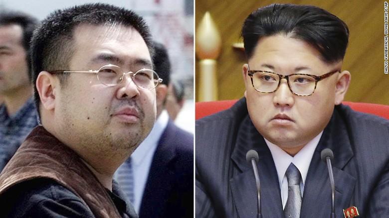 Resultado de imagem para Kim Jong-Nam