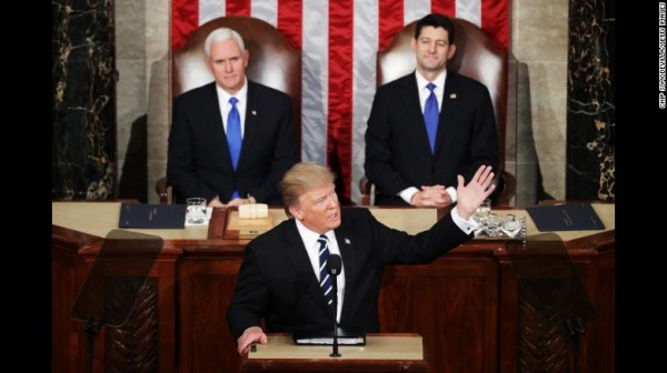 Donald Trump's Congress speech (full text) - CNNPolitics.com