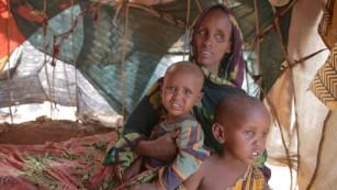 Help famine victims in  Africa, Yemen