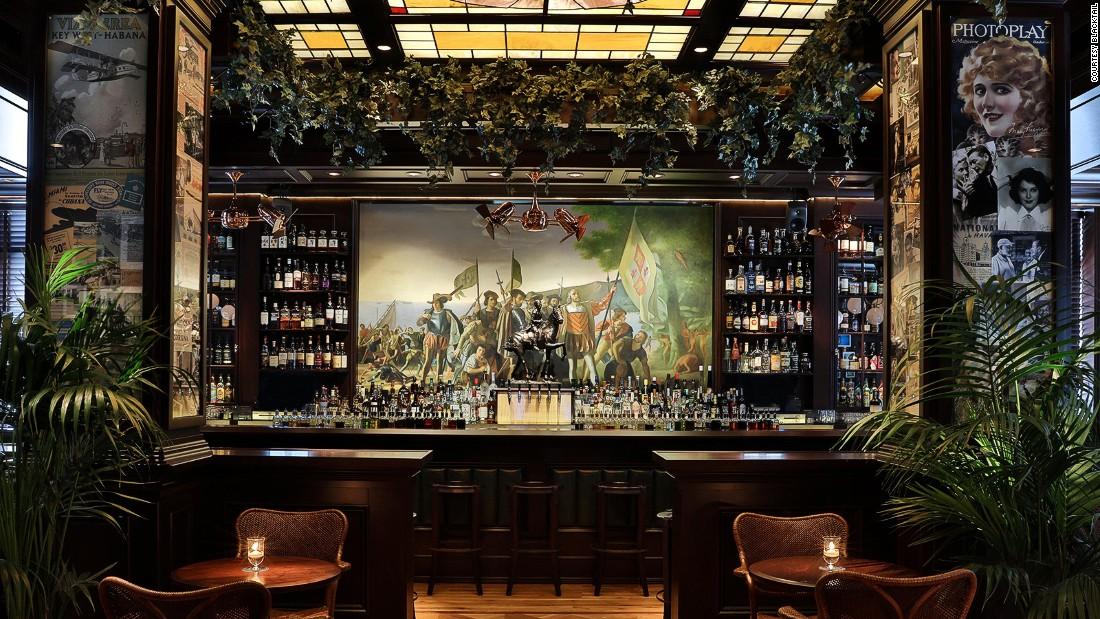 Belfast Pubs Inspiration Behind The Worlds Best Bar