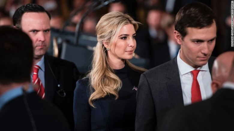 Image result for Ivanka Trump is making her White House job official