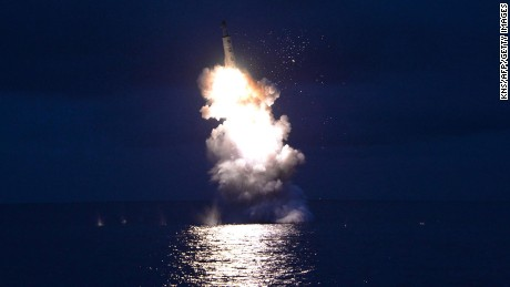 Experts: North Korea missile program advancing
