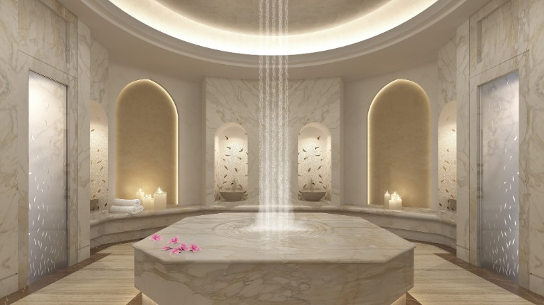 Opening in July, St Regis Astana will tap into Astana's rich spa culture.