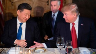 Trump demonstrated the Art of the Show with Xi