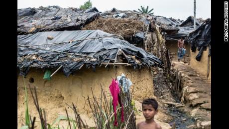 VR film takes you inside a Rohingya camp