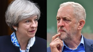 May warns of chaotic Brexit in final Prime Minister's Questions before election
