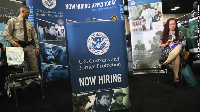 US Customs and Border Protection report a higher rate of rejections of Nigerians since the government's Executive Order.