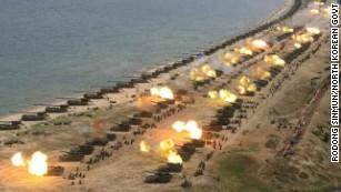 Pyongyang warns against US-South Korea drills