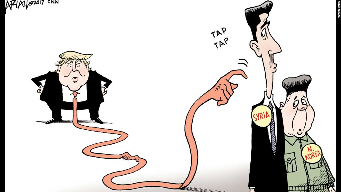 Robert Ariail is a cartoonist for The State newspaper in Columbia, South Carolina.