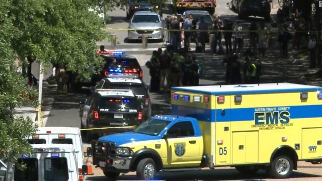 1 dead, 3 hurt in University of Texas stabbings