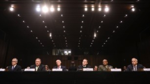 5 things to watch: Coats, Rogers, McCabe and Rosenstein testify