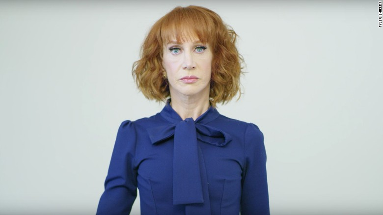 Image result for Why Kathy Griffin is suddenly bald