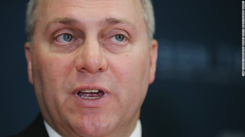 Image result for Rep. Steve Scalise back in intensive care unit
