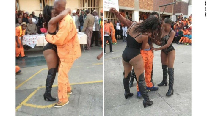 Image result for black strippers in south africa