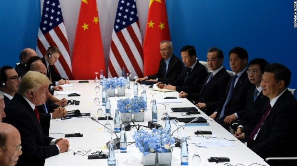Trump urges action on North Korea in meeting with Xi ...