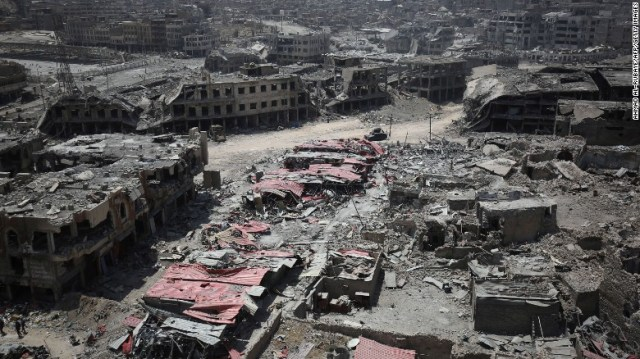 ISIS' reign of terror has left a permanent stain on Mosul