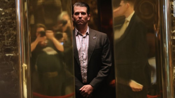 Trump Jr. releases email chain on his Russian meeting ...