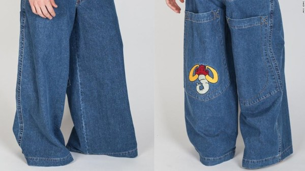 170711170222 jnco jeans super tease - 9 bizarre things that actually happened in the '90s