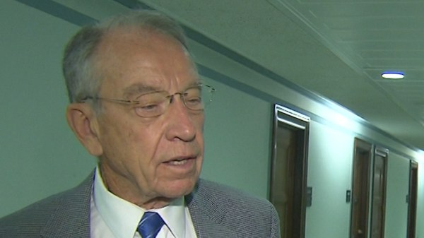 anonymous liked the article 'Grassley threatens subpoena ...