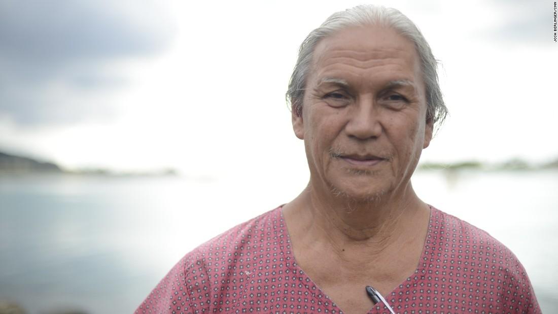 Malia Ramirez, local Guam historian who specializes in oral history.